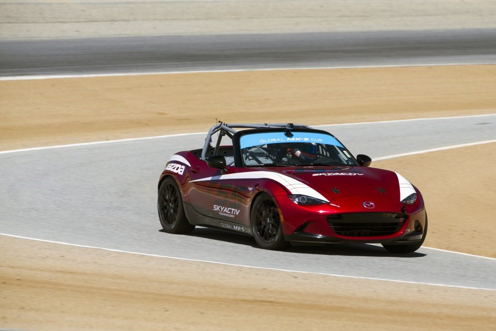 What Your Miata Has in Common With Global MX-5 Cup Car - Velocity